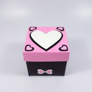 Endless love box pink