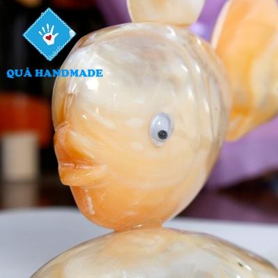 Cá vàng vỏ ốc