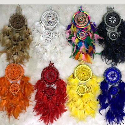 Dream catcher đôi 100