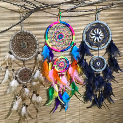Dream catcher đôi 102