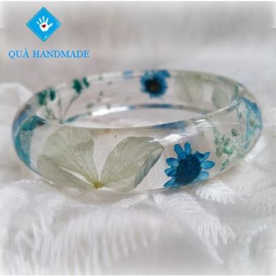Vòng tay nước biển xanh