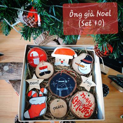 Hộp quà noel set10