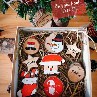 Hộp quà Noel set8
